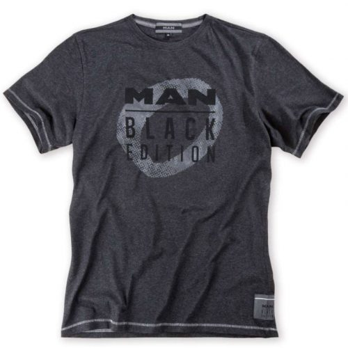MAN Herren T-Shirt Circle