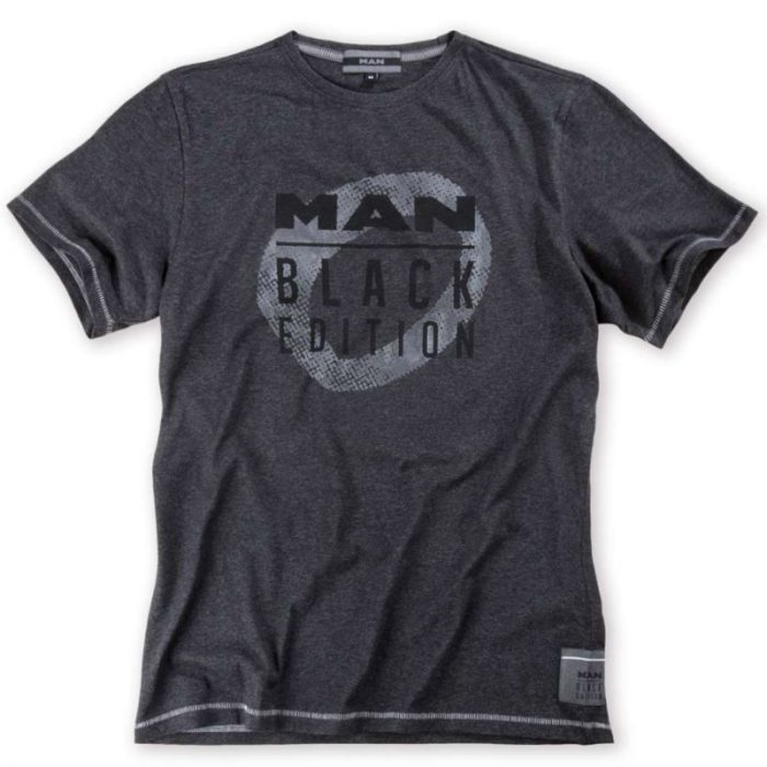 MAN Herren T-Shirt Circle