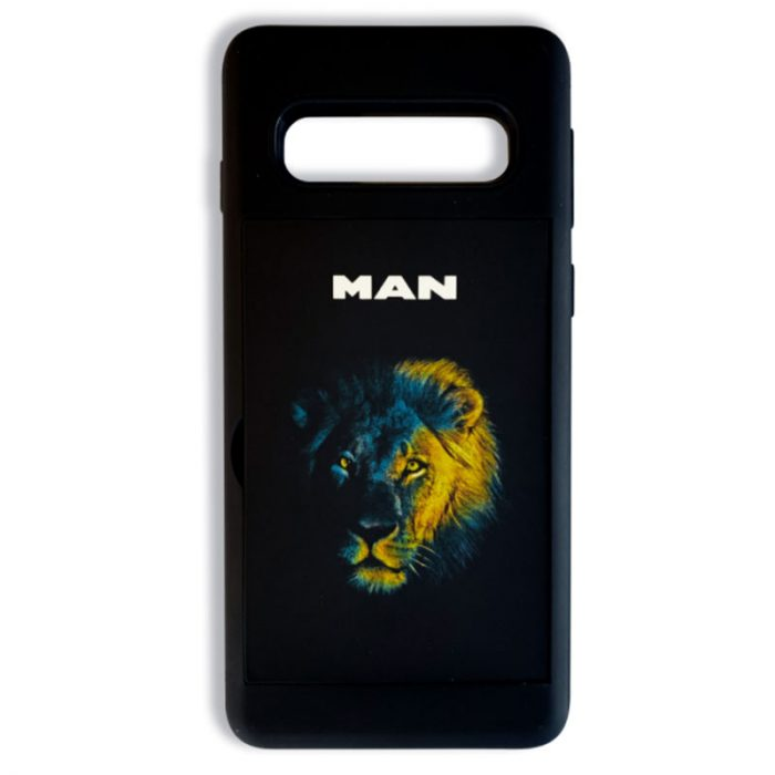Smartphone Case mit Kartenfach Samsung Galaxy S10