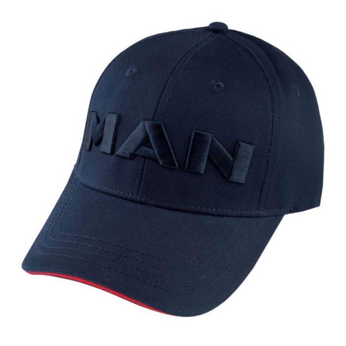 Unisex Cap Logo - Navy