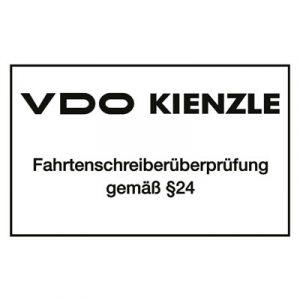 Servicepartner VDO Kienzle
