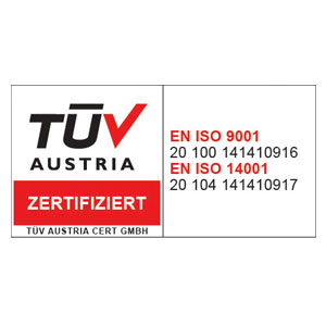 Laimerkraftfahrzeugtechnik TÜV Austria zertifiziert